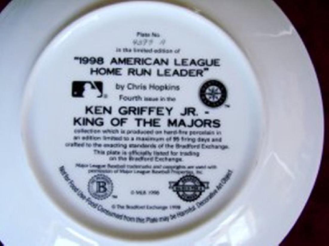1998 American League Home Run Leader Ken Griffey JR. - 2