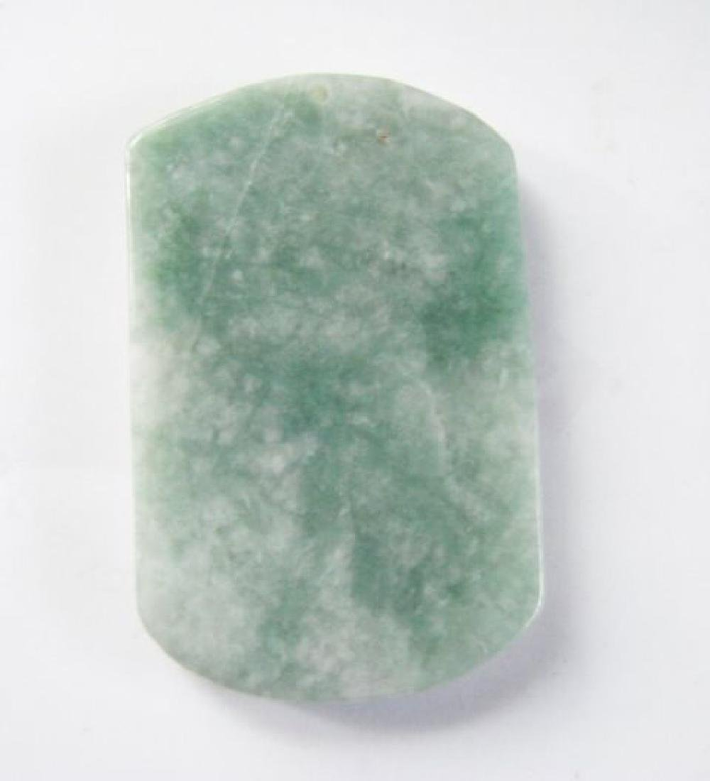 Natural Jadeite Jade Carving Dragon Grade A - 5