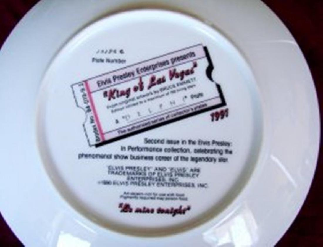 "ELVIS Presley ""King Of LAS VEGAS"" Bruce Emmett - 2"