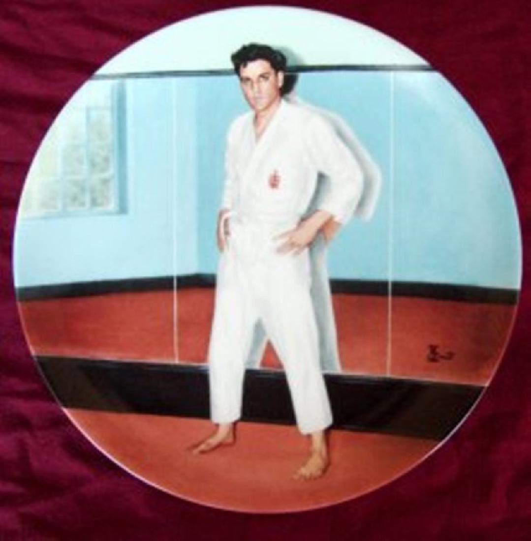 Elvis Presley Going For The Black Belt