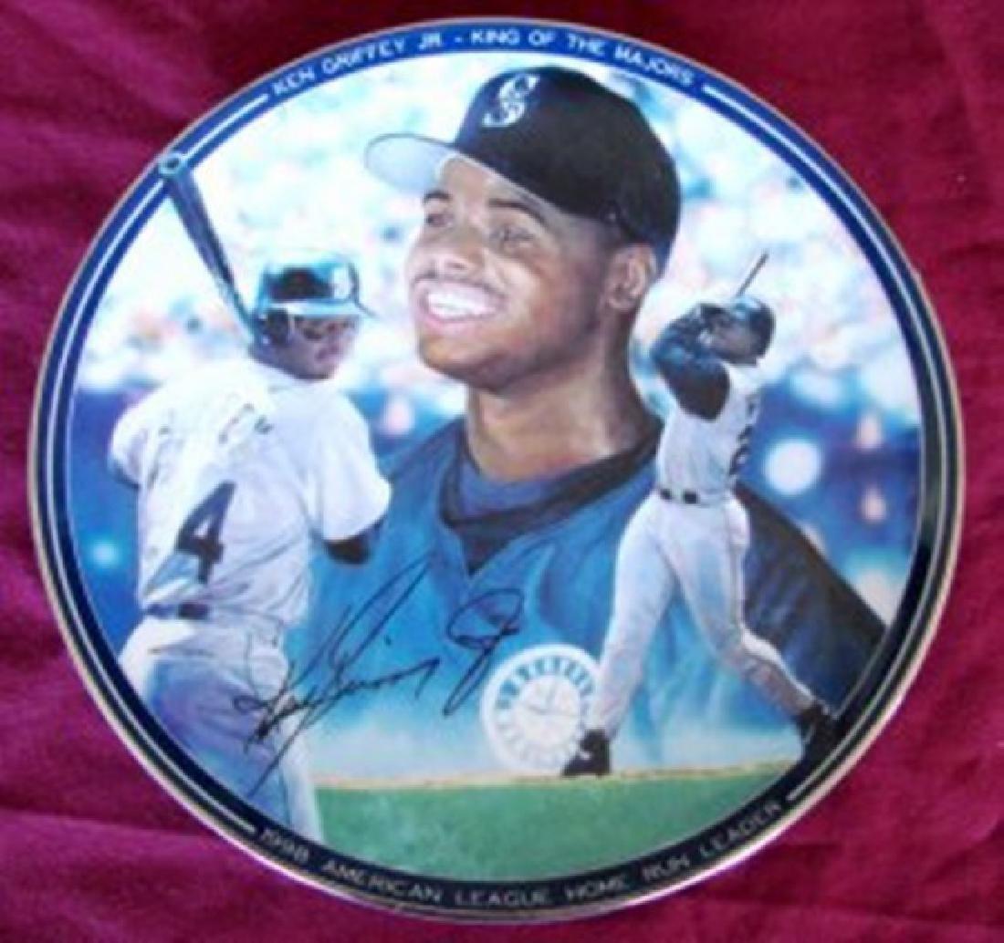 1998 American League Home Run Leader Ken Griffey JR.