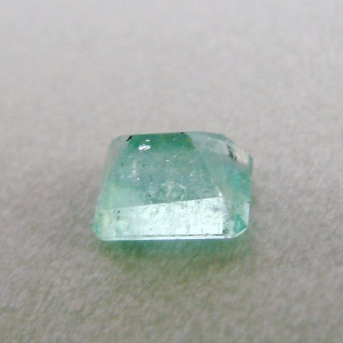 Colombia Emerald Octagon Facet 1.38Ct 7.6x5.6x4.5 mm - 2