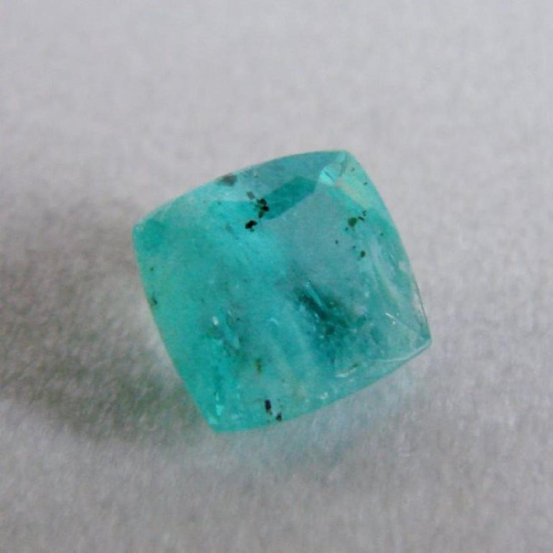 Colombial Emerald Octagon 1.69Ct 7.5x7x4.2 mm
