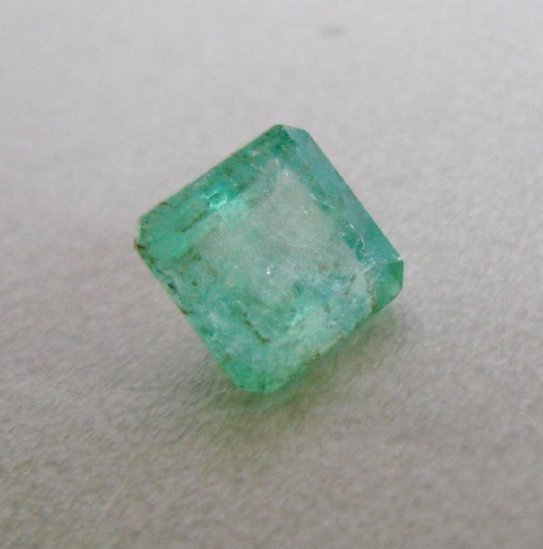 Colombia Emerald Octagon Facet 2.49Ct 8.3x8x5.5 mm - 2