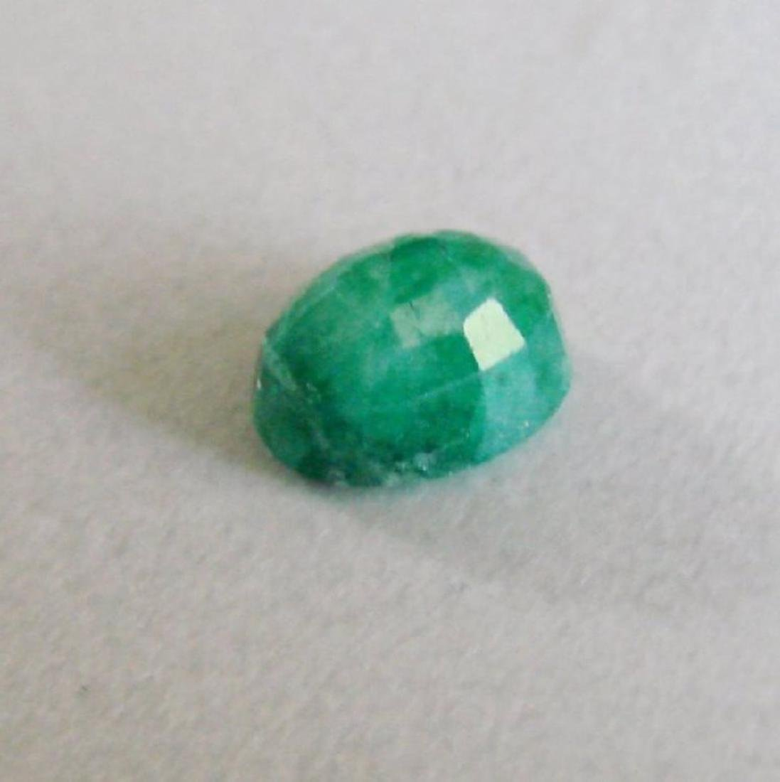 Natural Emerald Oval Shape 2.50Ct 9.1x7.1x5.2 mm - 2