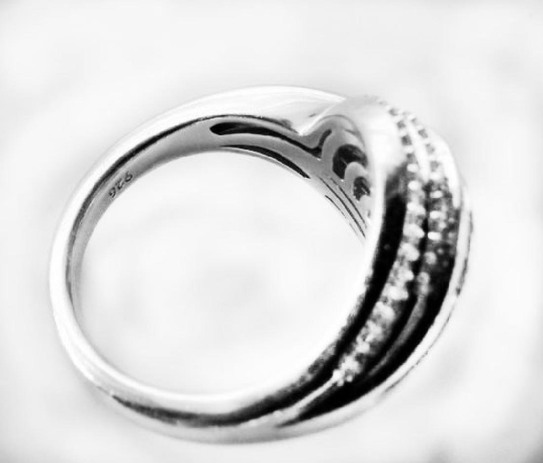 Vintage Diamond Ring 1.68CT 18k W/g Overlay - 3