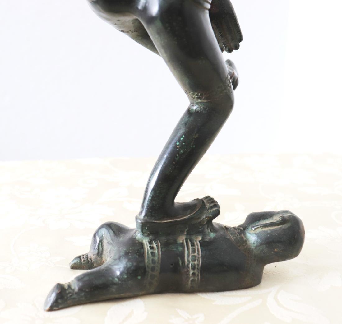 Dieu Shiva Nataraja cosmic Dance Statue 12th Century - 8