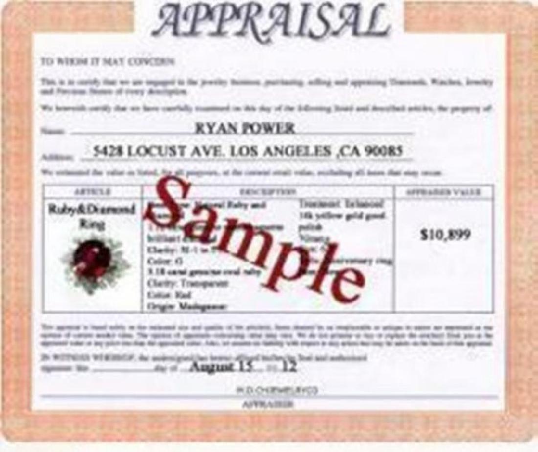 Loose Hand Carved Opal Leaf Design 84.94 Carat - 5