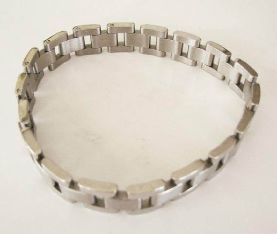 Men Bracelet Stainless Steel Design Rolex Style
