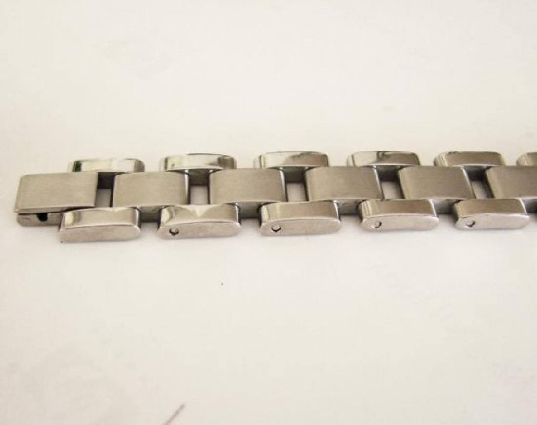 Men Bracelet Stainless Steel Design Rolex Style - 2