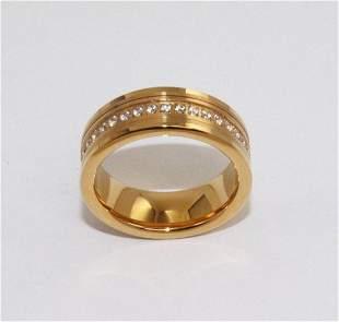 Tungsten Comfort Ring Creation Diamond 1.40Ct SZ 9.5