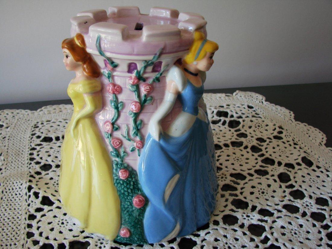 Original Disney Princess Piggy Bank - 3