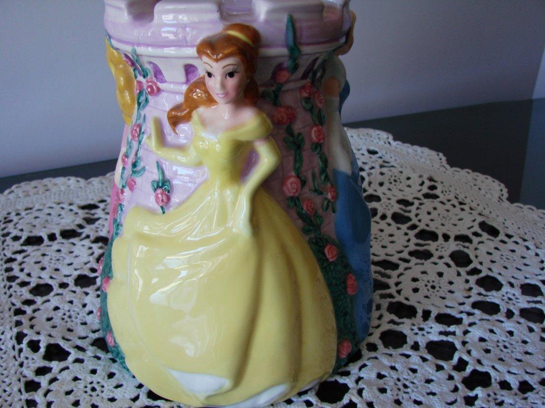 Original Disney Princess Piggy Bank - 4