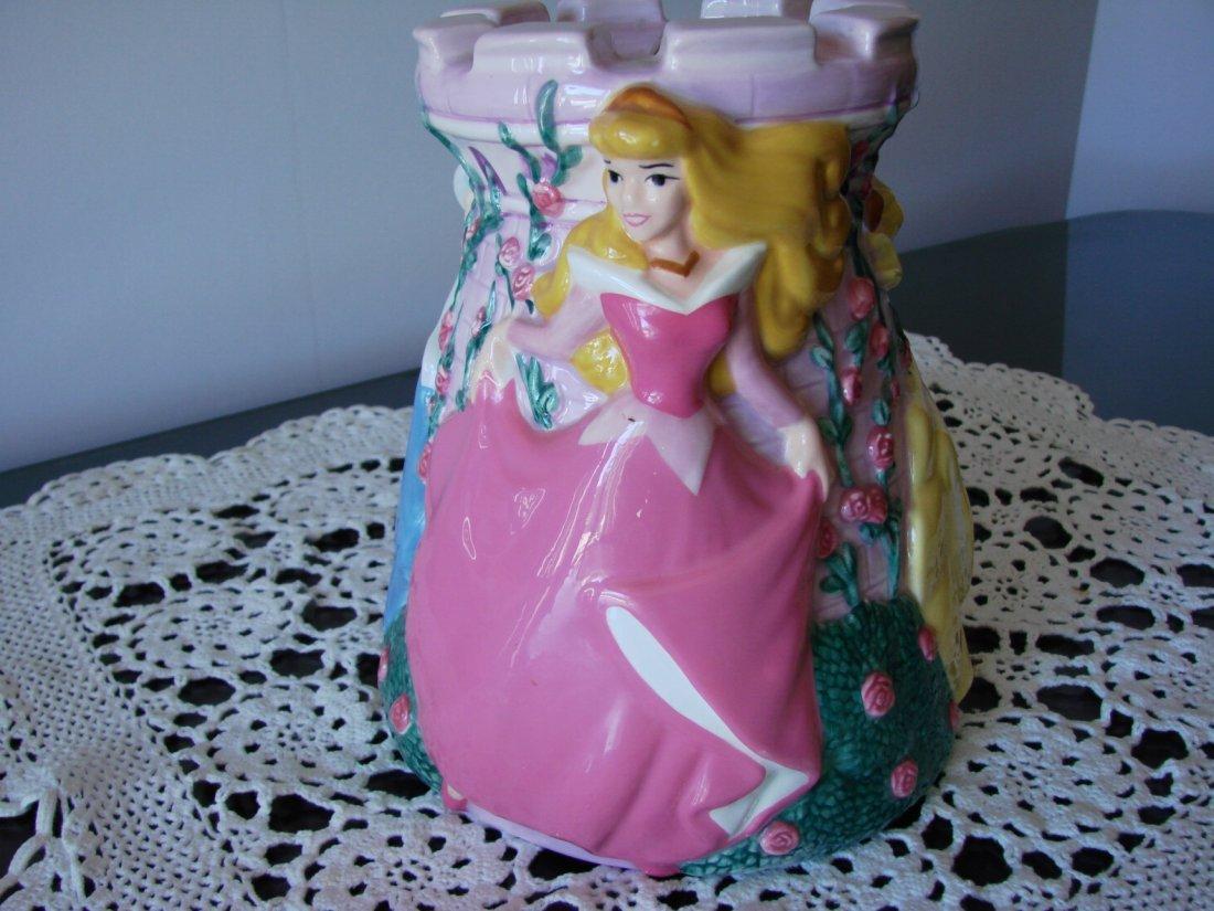 Original Disney Princess Piggy Bank - 5