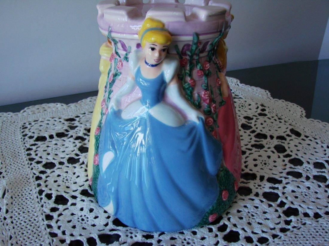 Original Disney Princess Piggy Bank - 6