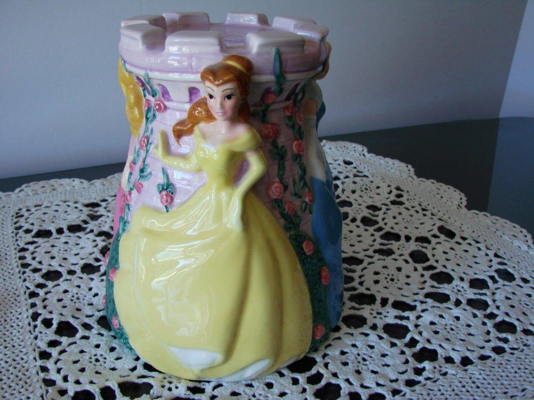 Original Disney Princess Piggy Bank - 7
