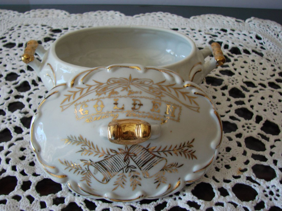 Ceramic Golden norcrest fine china - 3