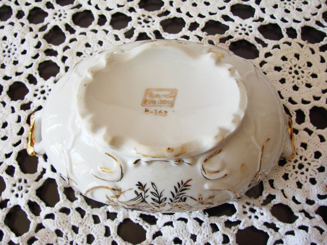 Ceramic Golden norcrest fine china - 5