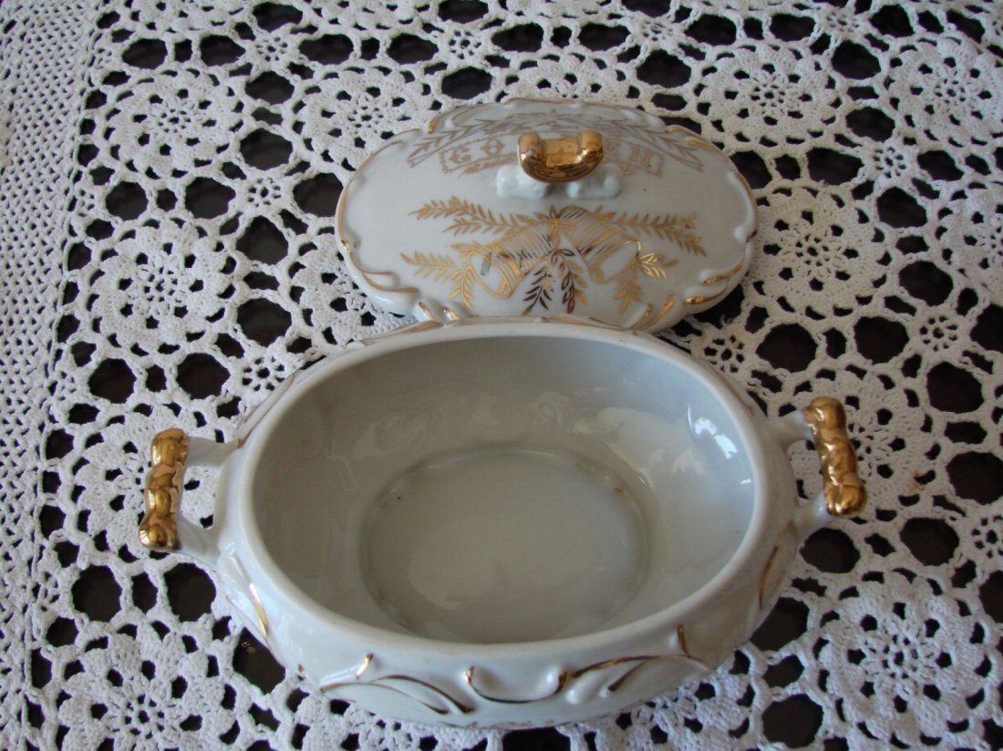 Ceramic Golden norcrest fine china - 6