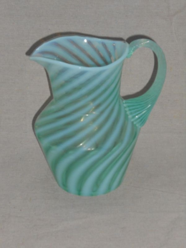 3: FENTON PITCHER