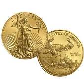 2012 1 Oz BU American Gold Eagle
