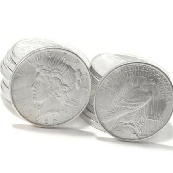 (40) Peace Silver Dollars - Brilliant Uncirculated