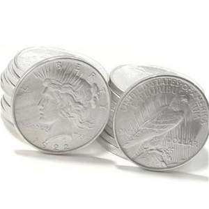 (40) Peace Silver Dollars - Uncirculated