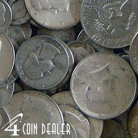 $1 Face Value of 90% Silver Coins