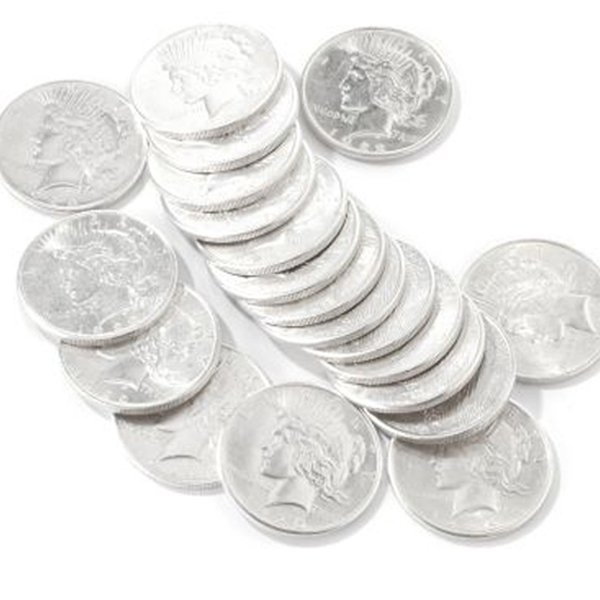 (20) Peace Silver Dollars - Uncirculated