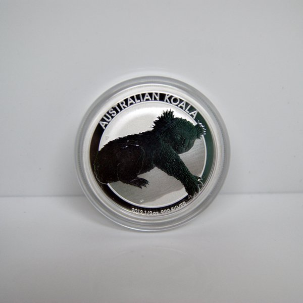 2012 1/2 Oz Australia Silver Koala - Uncirculated