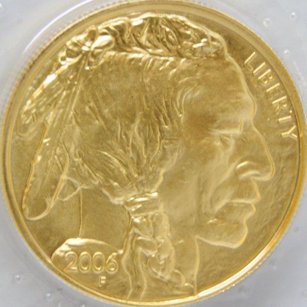 1 Oz 24k Gold Buffalo - Brilliant Uncirculated