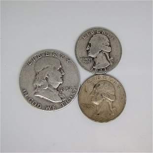 90% Silver Coins $1 Face Value
