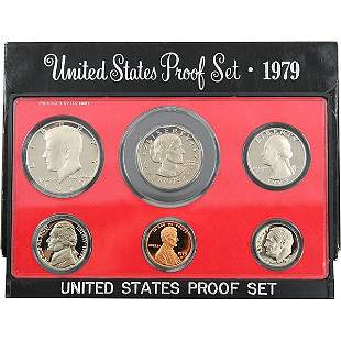 1979-S United States Proof Mint Set