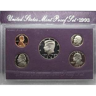 1993-S United States Proof Mint Set