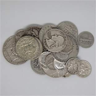 90% Silver Coins $6 Face Value
