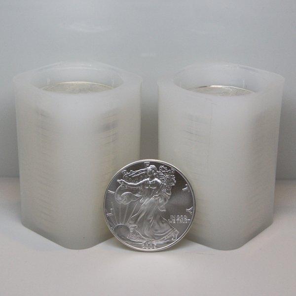 (40) Silver American Eagles - Brilliant Uncirculated