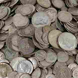 90% Silver Coins $50 Face Value