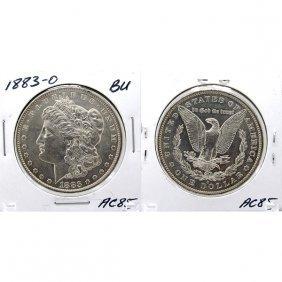 1883-O Morgan Dollar - Uncirculated #AC85