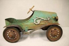 Garton Vintage Pedal Car