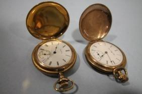 Pair Pocket Watches