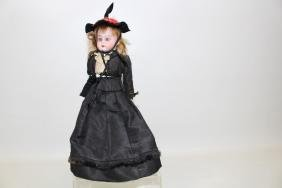 Early Horseshoe Mark Ernst Heubach Fashion Doll