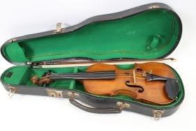 Antonius Comuni Violin - Early 19th Century