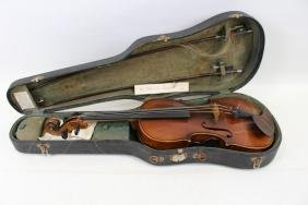 Juzek Viola, Case and Two Bows