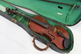 Copy of  Antonius Stradivarius Repaired in 1929