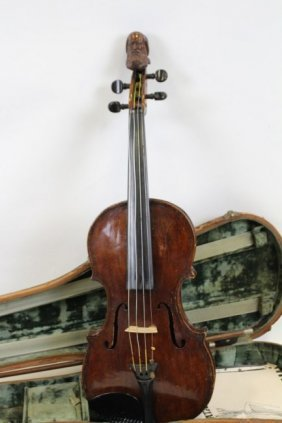 Giovanni Paolo Maggini German Violin