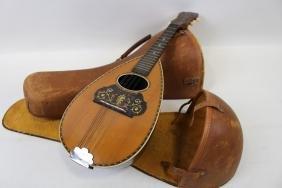 Mandolin Melon Back 8-String Instrument