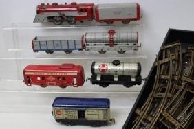 Hafner Child's Wind-up Train Set