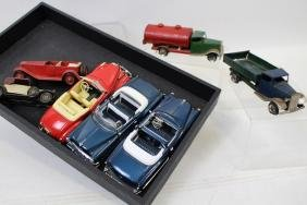 Group Toy Cars - Includes Minic Toys, Matchbox, Rio