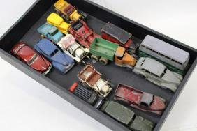 Group Toy Cars - Includes Early Dinky Toy & Tootsie Toy