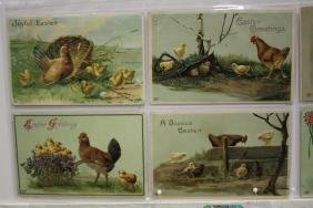50 Postcards Mostly EAS Easter Series